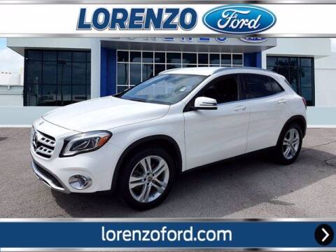 2019 Mercedes-Benz GLA for sale at Lorenzo Ford in Homestead FL