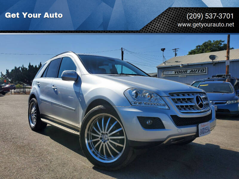 2010 Mercedes-Benz M-Class for sale in Ceres, CA