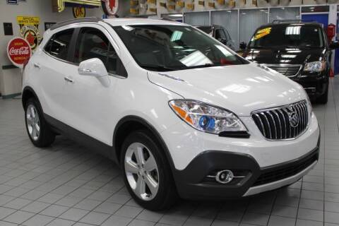 2016 Buick Encore for sale at Windy City Motors in Chicago IL