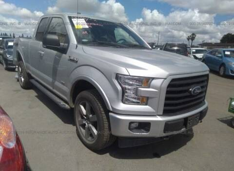 2017 Ford F-150 for sale at Ultimate Car Solutions in Pompano Beach FL