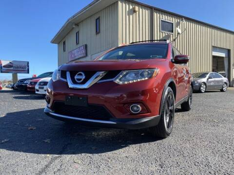 2014 Nissan Rogue for sale at Premium Auto Collection in Chesapeake VA
