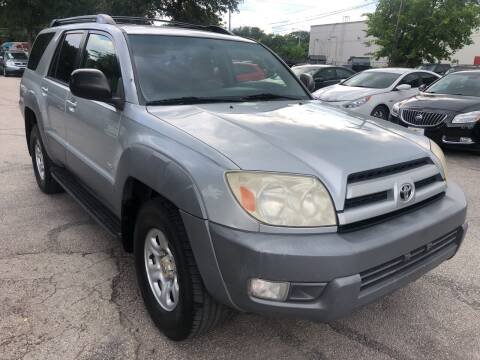 2003 Toyota 4Runner for sale at PRESTIGE AUTOPLEX LLC in Austin TX