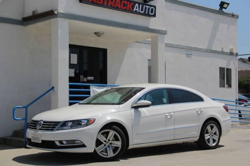 2015 Volkswagen CC for sale at Fastrack Auto Inc in Rosemead CA