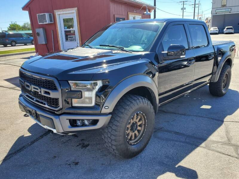 2017 Ford F-150 for sale at Curtis Auto Sales LLC in Orem UT