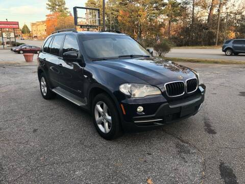 2008 BMW X5 for sale at ATLANTA AUTO WAY in Duluth GA
