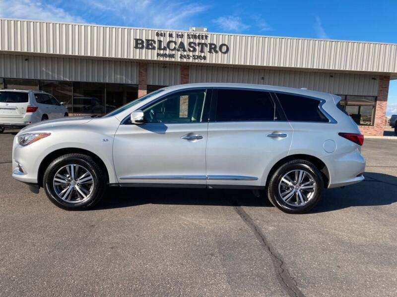 2020 Infiniti QX60 for sale at Belcastro Motors in Grand Junction CO