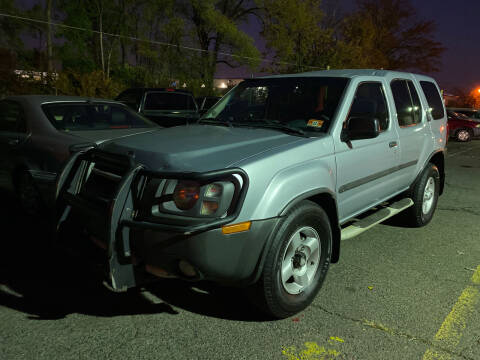 2002 Nissan Xterra for sale at JerseyMotorsInc.com in Teterboro NJ