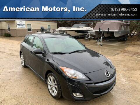 2011 Mazda MAZDA3 for sale at American Motors, Inc. in Farmington MN