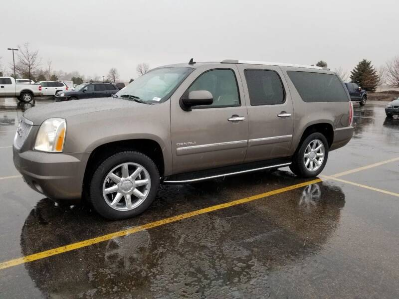 2013 GMC Yukon XL for sale at Alpine Motors LLC in Laramie WY