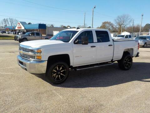 2017 Chevrolet Silverado 2500HD for sale at Young's Motor Company Inc. in Benson NC