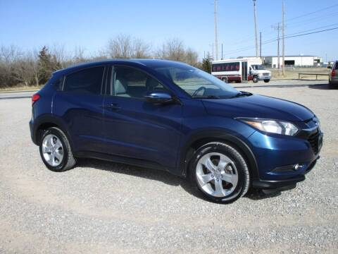 2016 Honda HR-V for sale at LK Auto Remarketing in Moore OK
