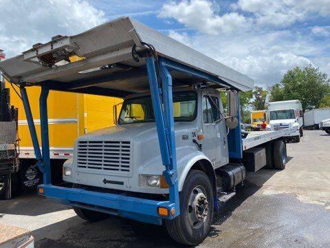 2000 International 4900 for sale at Orange Truck Sales in Orlando FL
