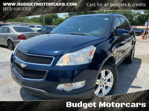2011 Chevrolet Traverse for sale at Budget Motorcars in Tampa FL