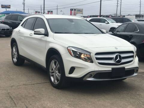 2016 Mercedes-Benz GLA for sale at Discount Auto Company in Houston TX
