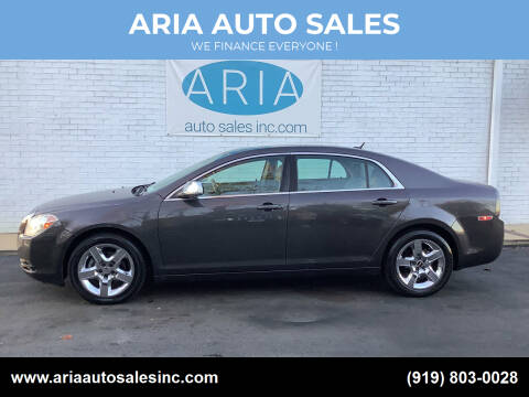 2011 Chevrolet Malibu for sale at ARIA  AUTO  SALES in Raleigh NC