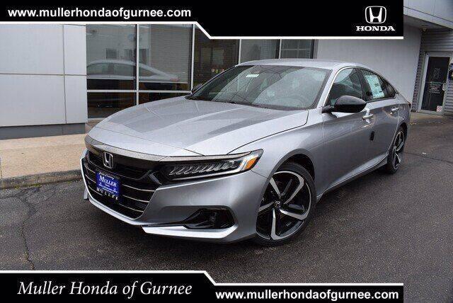 2021 Honda Accord for sale in Gurnee, IL