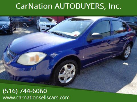 2007 Chevrolet Cobalt for sale at CarNation AUTOBUYERS, Inc. in Rockville Centre NY