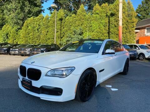 2013 BMW 7 Series for sale at Bloomingdale Auto Group in Bloomingdale NJ