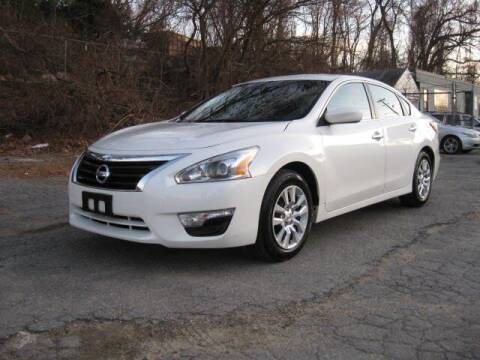2013 Nissan Altima for sale at Jareks Auto Sales in Lowell MA