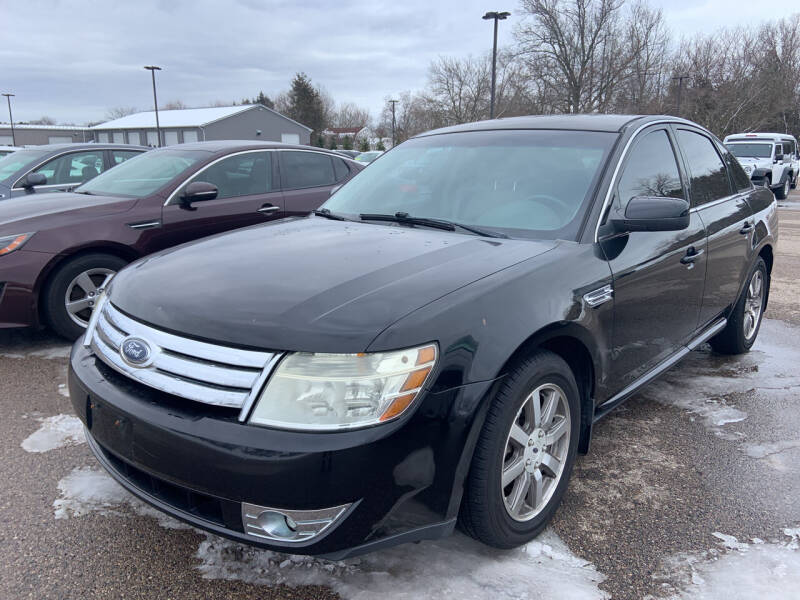 2008 Ford Taurus for sale at Blake Hollenbeck Auto Sales in Greenville MI