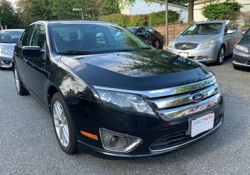 2012 Ford Fusion for sale at Direct Auto Access in Germantown MD