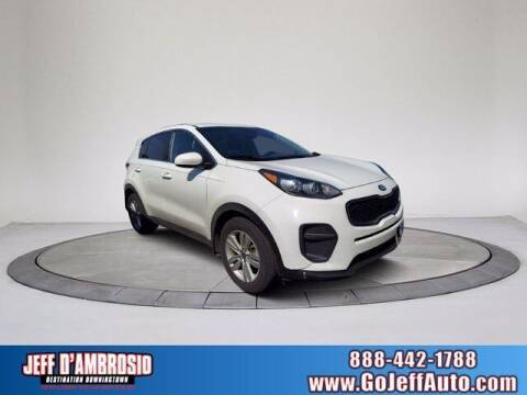 2018 Kia Sportage for sale at Jeff D'Ambrosio Auto Group in Downingtown PA