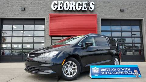 2020 Chrysler Voyager for sale at George's Used Cars - Pennsylvania & Allen in Brownstown MI