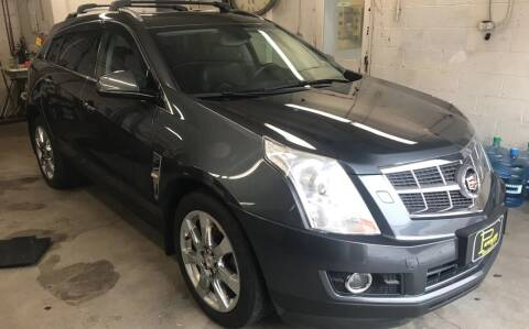 2011 Cadillac SRX for sale at PAPERLAND MOTORS in Green Bay WI