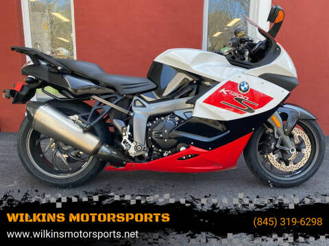 2014 BMW K1300S Premium for sale at WILKINS MOTORSPORTS in Brewster NY