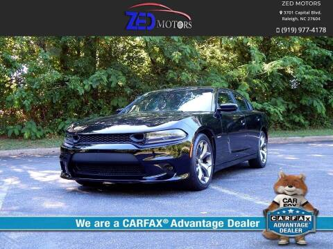 2016 Dodge Charger for sale at Zed Motors in Raleigh NC
