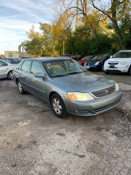 2001 Toyota Avalon for sale at Big Bills in Milwaukee WI