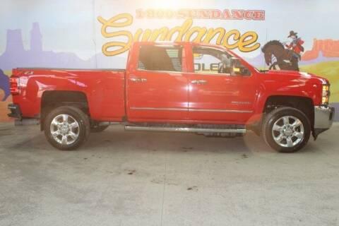 2018 Chevrolet Silverado 2500HD for sale at Sundance Chevrolet in Grand Ledge MI