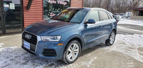 2016 Audi Q3 for sale at Marcotte & Sons Auto Village in North Ferrisburgh VT