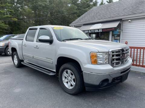 2011 GMC Sierra 1500 for sale at Clear Auto Sales in Dartmouth MA
