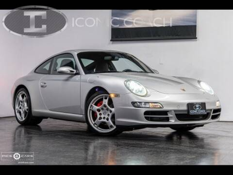 2005 Porsche 911 for sale at Iconic Coach in San Diego CA