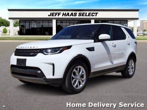 2020 Land Rover Discovery for sale at JEFF HAAS MAZDA in Houston TX