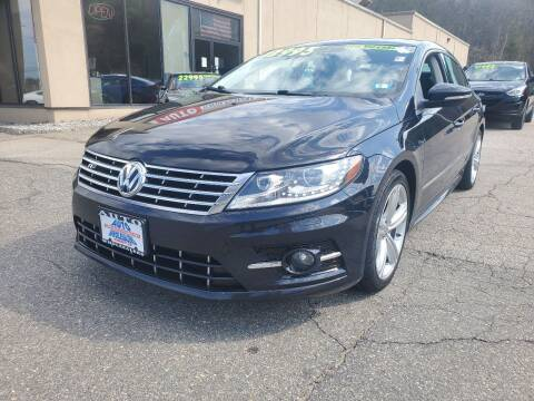 2014 Volkswagen CC for sale at Auto Wholesalers Of Hooksett in Hooksett NH