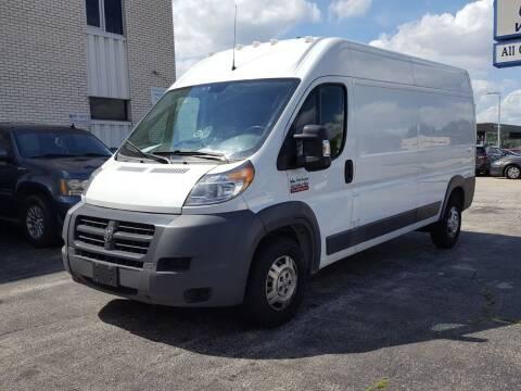 2014 RAM ProMaster Cargo for sale at AUTOSAVIN in Elmhurst IL