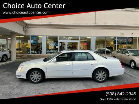 2006 Cadillac DTS for sale at Choice Auto Center in Shrewsbury MA