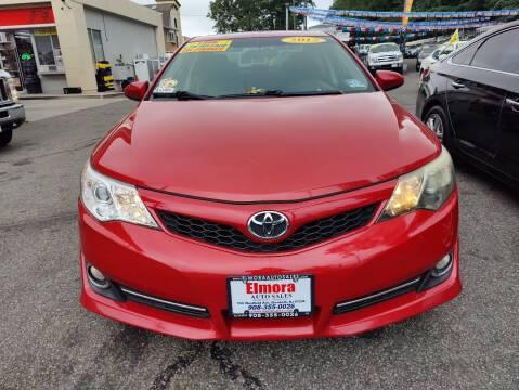 2012 Toyota Camry for sale at Elmora Auto Sales in Elizabeth NJ