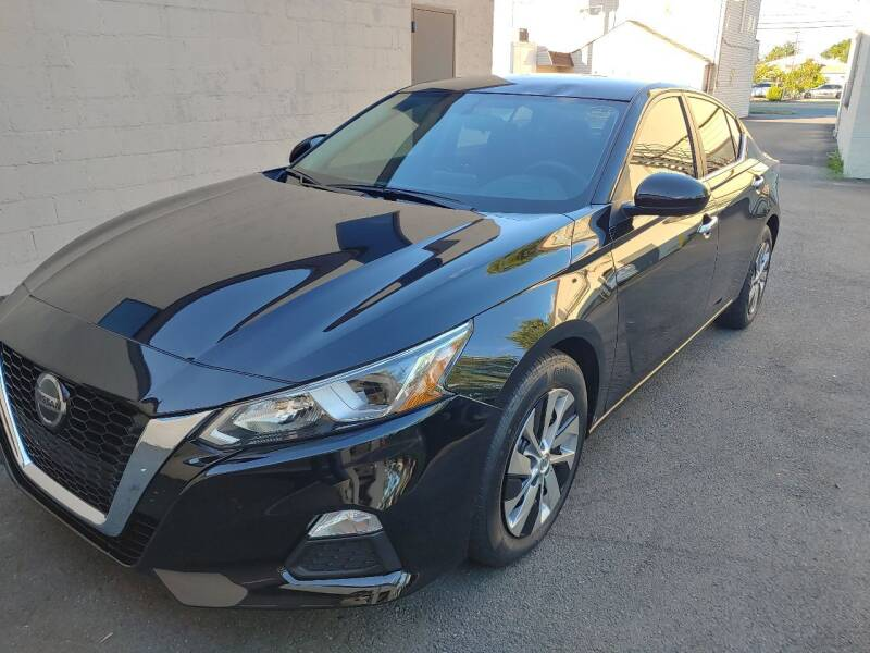 2020 Nissan Altima for sale at Auto Direct Inc in Saddle Brook NJ