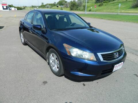 2010 Honda Accord for sale at Dick Nelson Sales & Leasing in Valley City ND