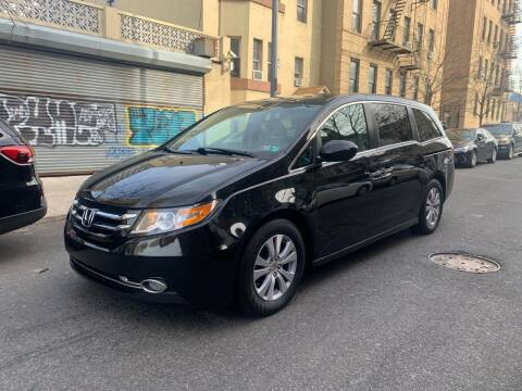 2016 Honda Odyssey for sale at Gallery Auto Sales in Bronx NY