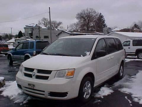 2010 Dodge Grand Caravan for sale at Bates Auto & Truck Center in Zanesville OH