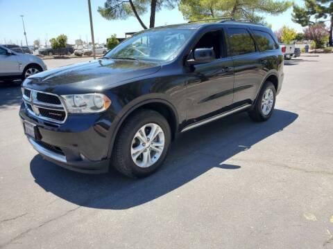 2013 Dodge Durango for sale at Matador Motors in Sacramento CA