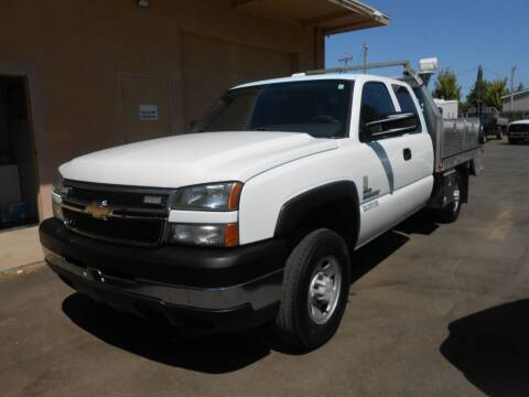 2006 Chevrolet Silverado 2500HD for sale at Armstrong Truck Center in Oakdale CA