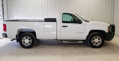 2012 Chevrolet Silverado 1500 for sale at Ubetcha Auto in St. Paul NE