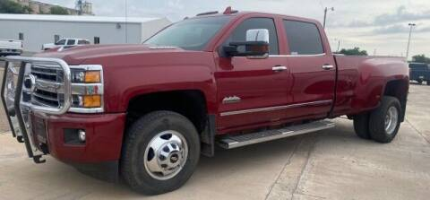 2019 Chevrolet Silverado 3500HD for sale at Bulldog Motor Company in Borger TX