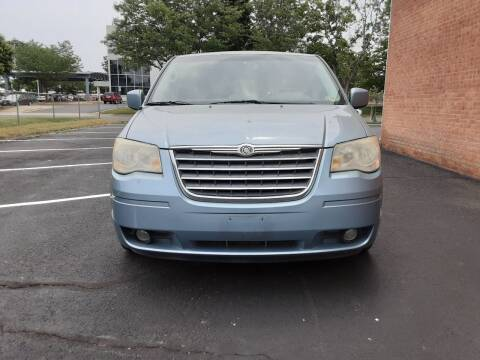 2008 Chrysler Town and Country for sale at Fredericksburg Auto Finance Inc. in Fredericksburg VA