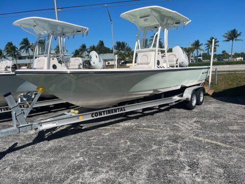 2021 SEA BORN FX24 for sale at Key West Kia - Wellings Automotive & Suzuki Marine in Marathon FL
